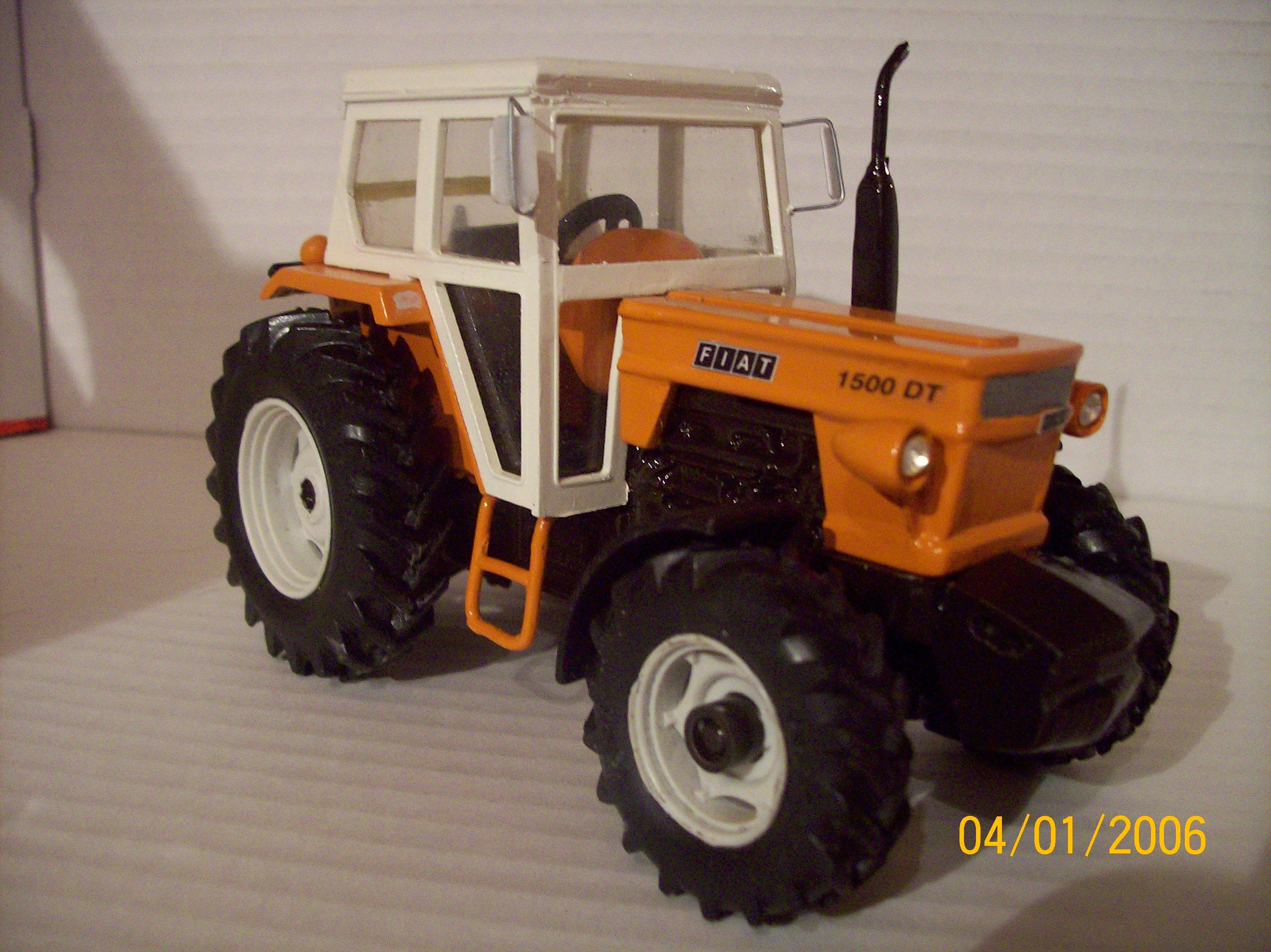 trailer italy set tinplate gp tractor no plastic fiat