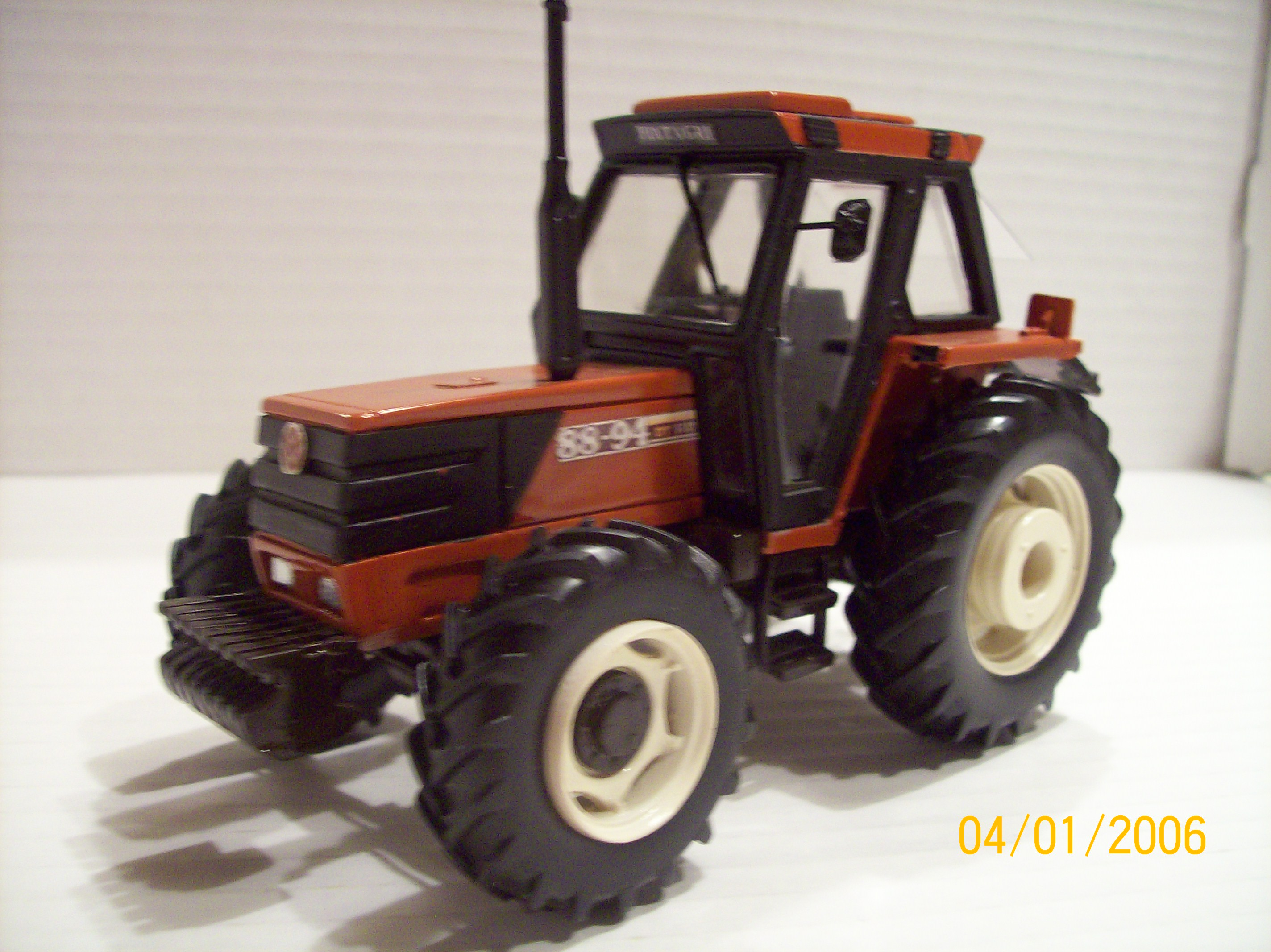 octob special sold auction tractor window full new tiger item fiat in size